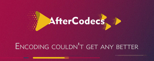 AfterCodecs 1.7.1 - Script, Plugin For After Effect For Mac