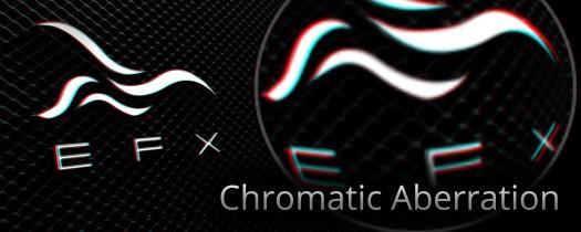 EFX Chromatic Aberration - Script, Plugin For After Effect