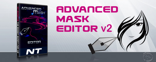 Advanced Mask Editor 2 - Script, Plugin For After Effect