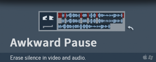 Awkward Pause - Script, Plugin For After Effect