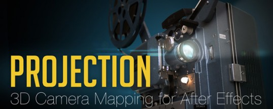 Projection - Script, Plugin For After Effect