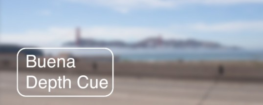 Buena Depth Cue - Script, Plugin For After Effect  For Win