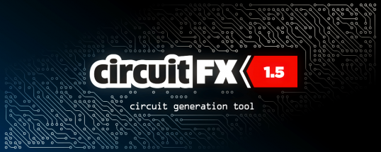 circuitFX - Script, Plugin For After Effect