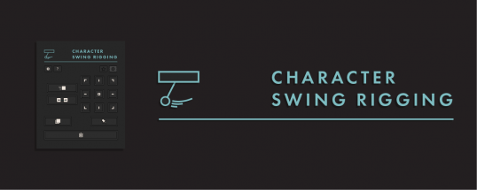 Character Swing Rigging - Script, Plugin For After Effect
