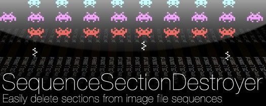 COB_SSD-Sequence Section Destroyer - Script, Plugin For After Effect