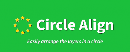 Circle Align - Script, Plugin For After Effect