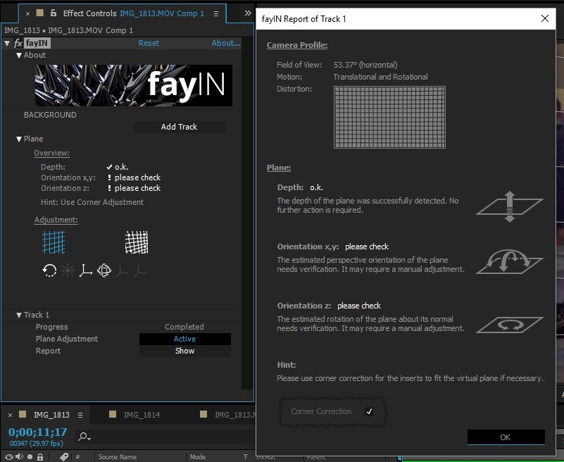 FayTeq.FayIN.GOLD - Script, Plugin For After Effect For Mac