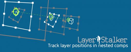 Layer Stalker - Script, Plugin For After Effect