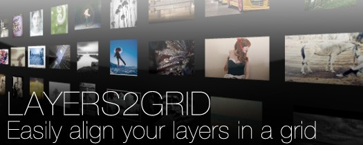 Layers2Grid - Script, Plugin For After Effect