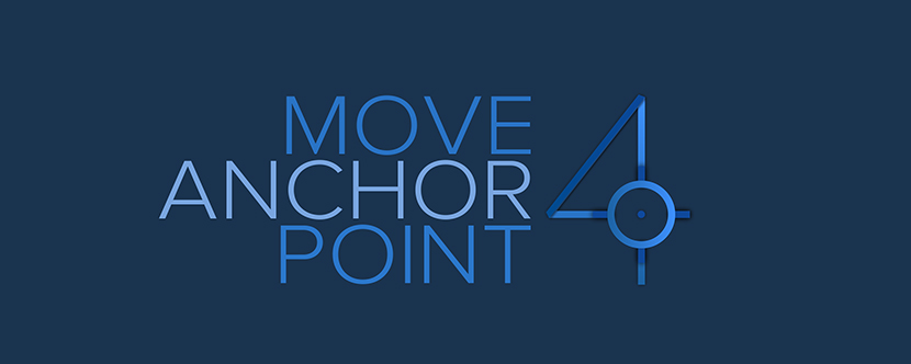 Move Anchor Point 4 - Script, Plugin For After Effect