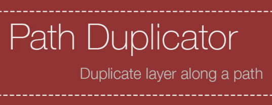 Path Duplicator - Script, Plugin For After Effect