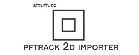 PFTrack 2d Data Importer - Script, Plugin For After Effect