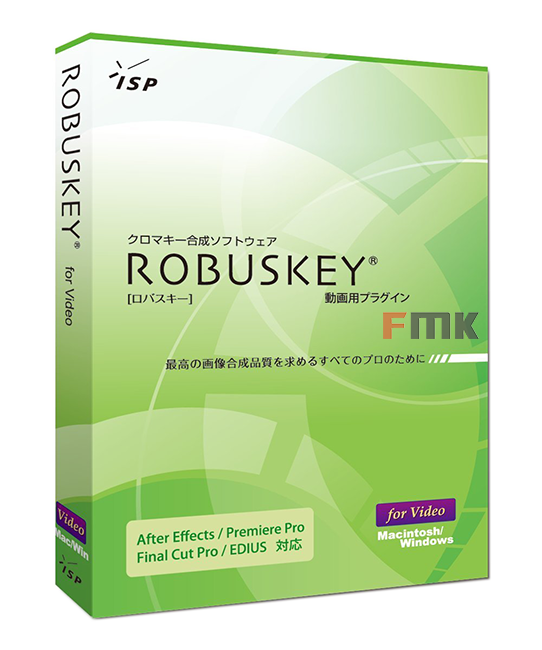 ROBUSKEY - Script, Plugin For After Effect