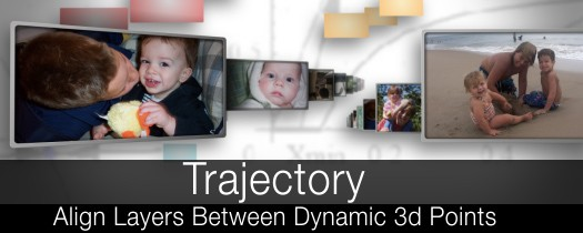 Trajectory 2.51 - Script, Plugin For After Effect