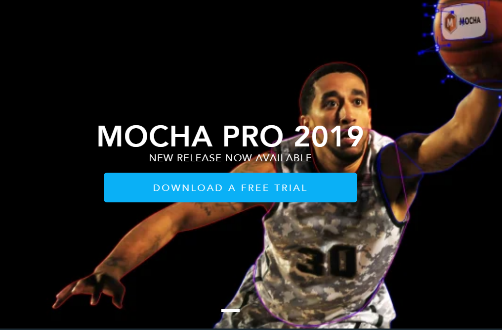 MOCHA PRO 2019- Script, Plugin For After Effect For Mac