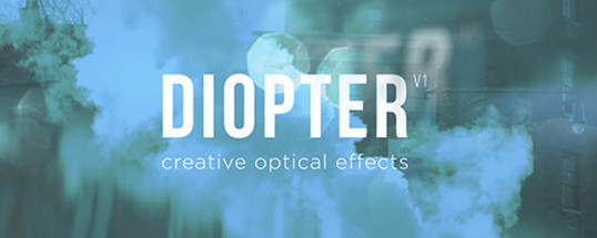 Diopter 1.0.2 - Script, Plugin For After Effect