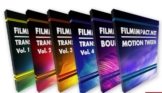 FilmImpact Transition Pack For Premiere Window