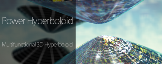 Power Hyperboloid 1.0 - Script, Plugin For After Effect For Win