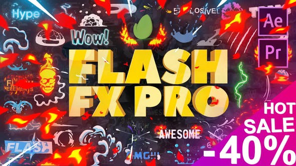 Flash FX Pro - Animation Constructor 22676155 - After Effect Template