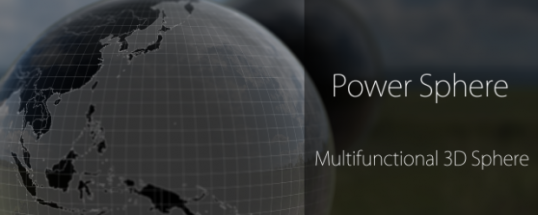 Power Sphere 1.1.4 - Script, Plugin For After Effect For Mac