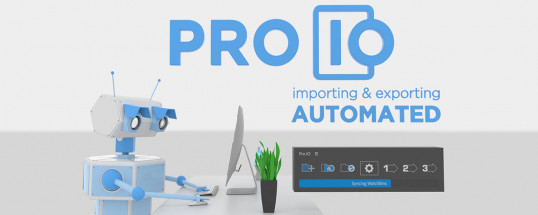 Pro IO 2.15.8 - Script, Plugin For After Effect