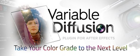 Variable Diffusion 1.2 - Script, Plugin For After Effect For Mac