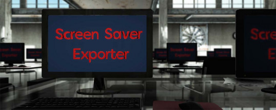 Screen Saver Exporter - Script, Plugin For After Effect For Win