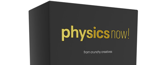 Physics Now 1.02 - Script, Plugin For After Effect