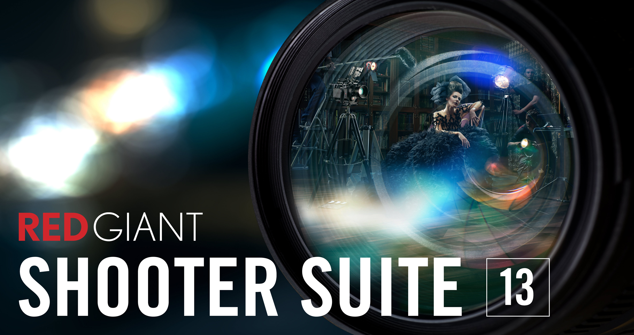 Red Giant SHOOTER SUITE 13 (WIN/MAC) - Script, Plugin For After Effect