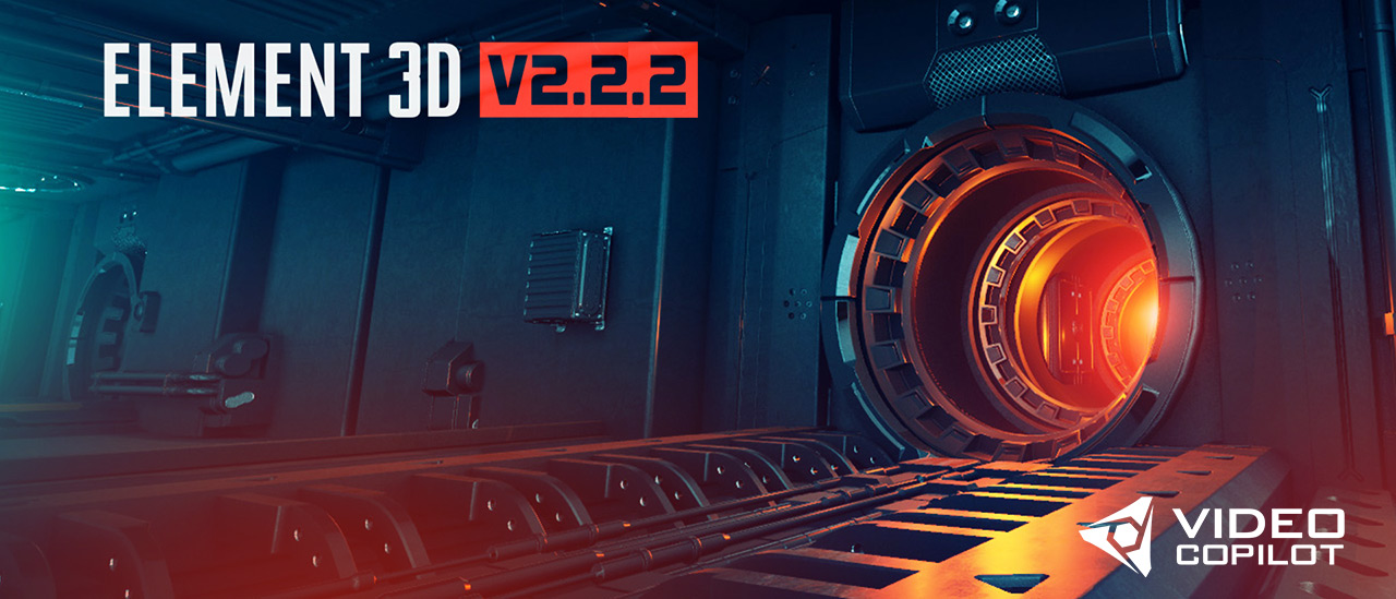 Element 3D V2 (build_2155) - Script, Plugin For After Effect For Win
