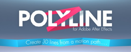 Polyline 1.2  - Script, Plugin For After Effect For Mac