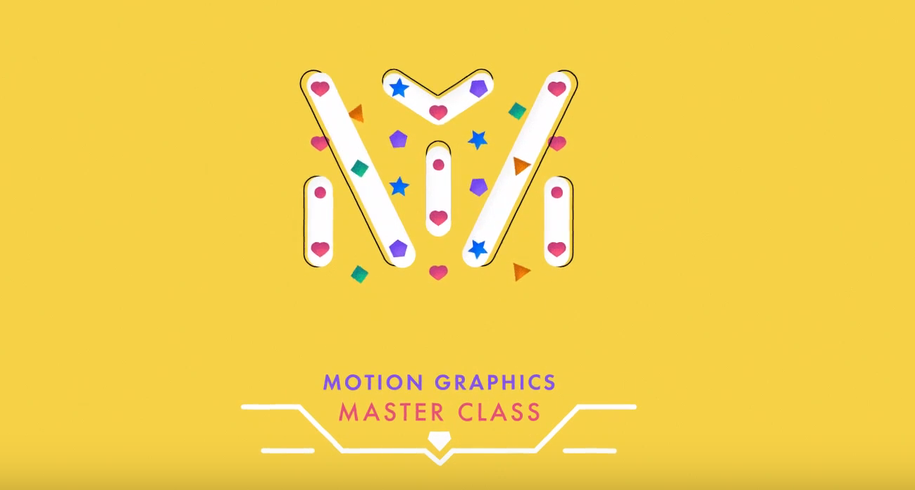 Motion Graphics Master Class - After Effects CC 2019