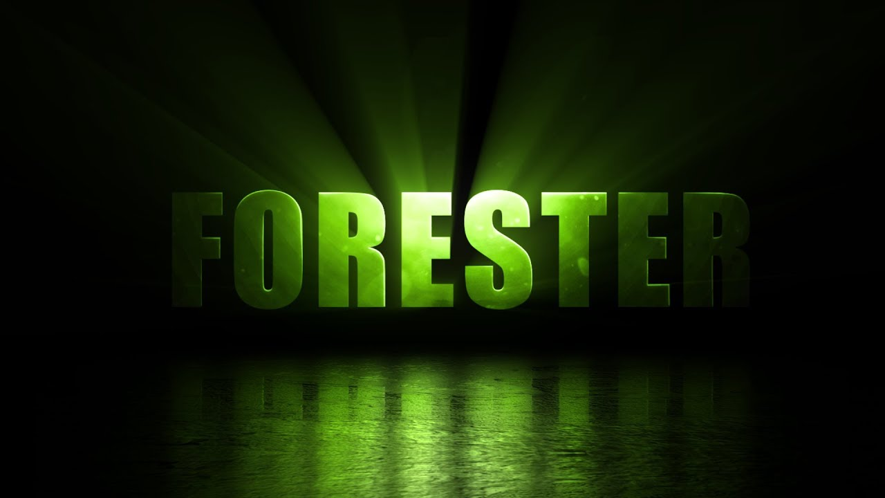 Forester Cinema 4D Plugin | Win,Mac Version - Cinema 4D Plugin