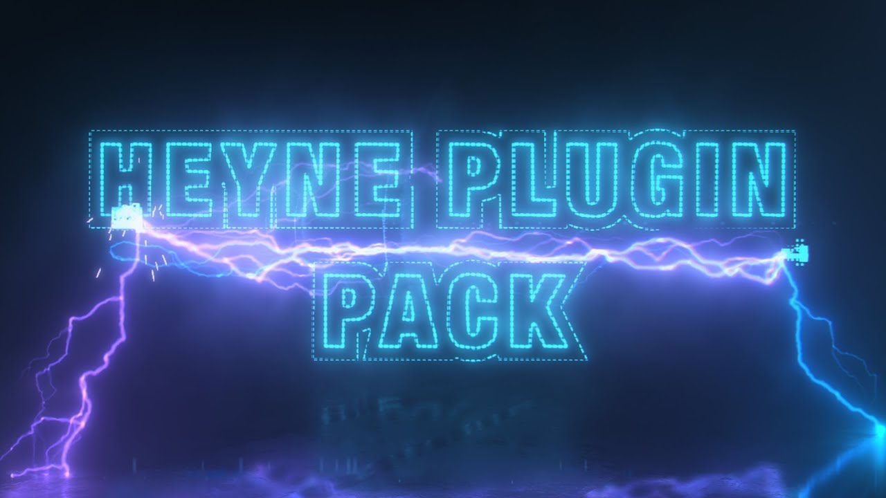 6 Plugins Of Hayne Multimedia - Cinema 4D Plugin