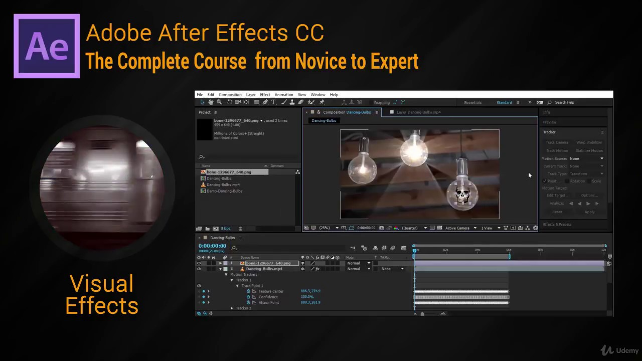 After Effects CC 2019: Complete Course from Novice to Expert - After Effect Tutorials