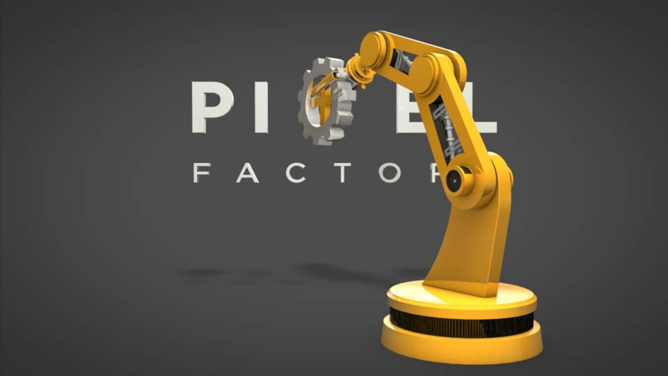 Mograph Techniques Rigging a Robot Arm in CINEMA 4D - Cinema 4D Tutorial