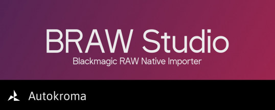 BRAW Studio 1.6 - Script, Plugin For After Effect For Mac