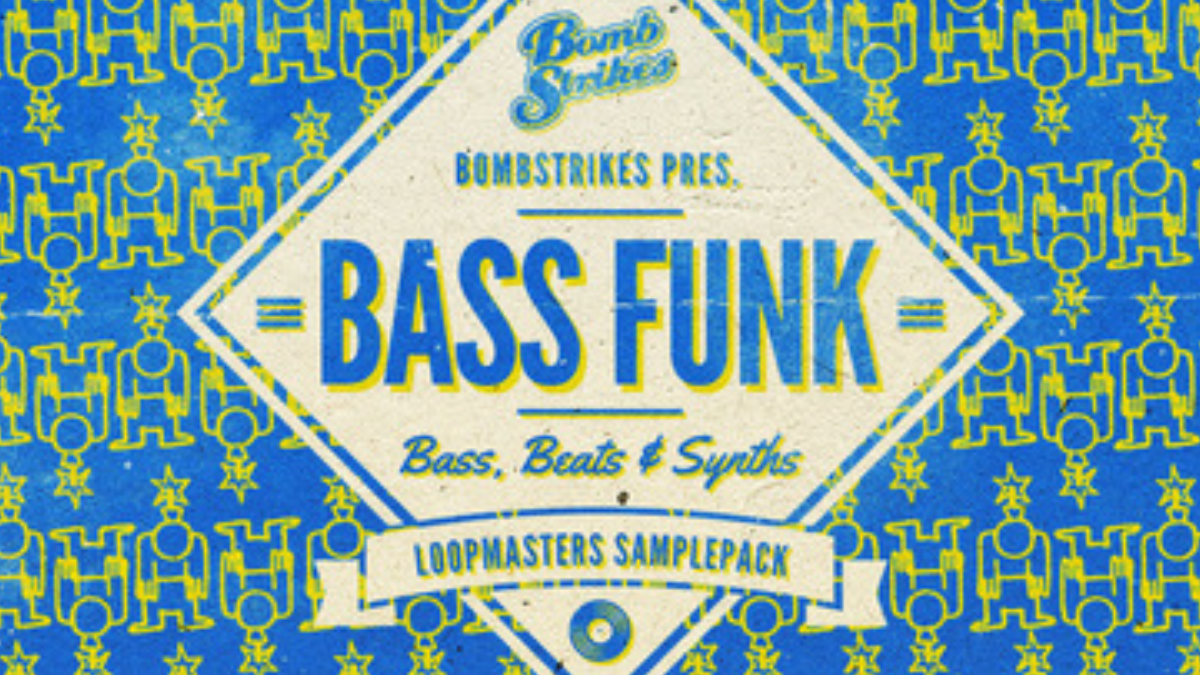 Loopmasters - Bombstrikes : Bass Funk - Sound Effects