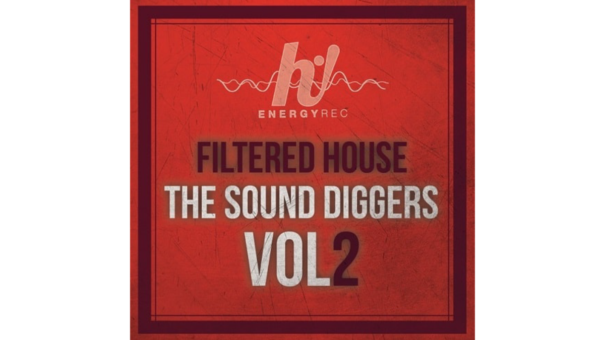 Filtered House - Hi Energy Records  Volume 2 - Sound Effects
