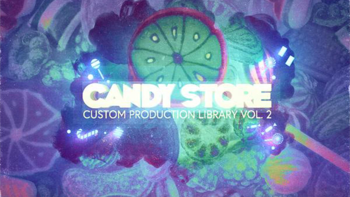 Julez Jadon - Candy Store Custom Production Library Vol II - Sound Effects