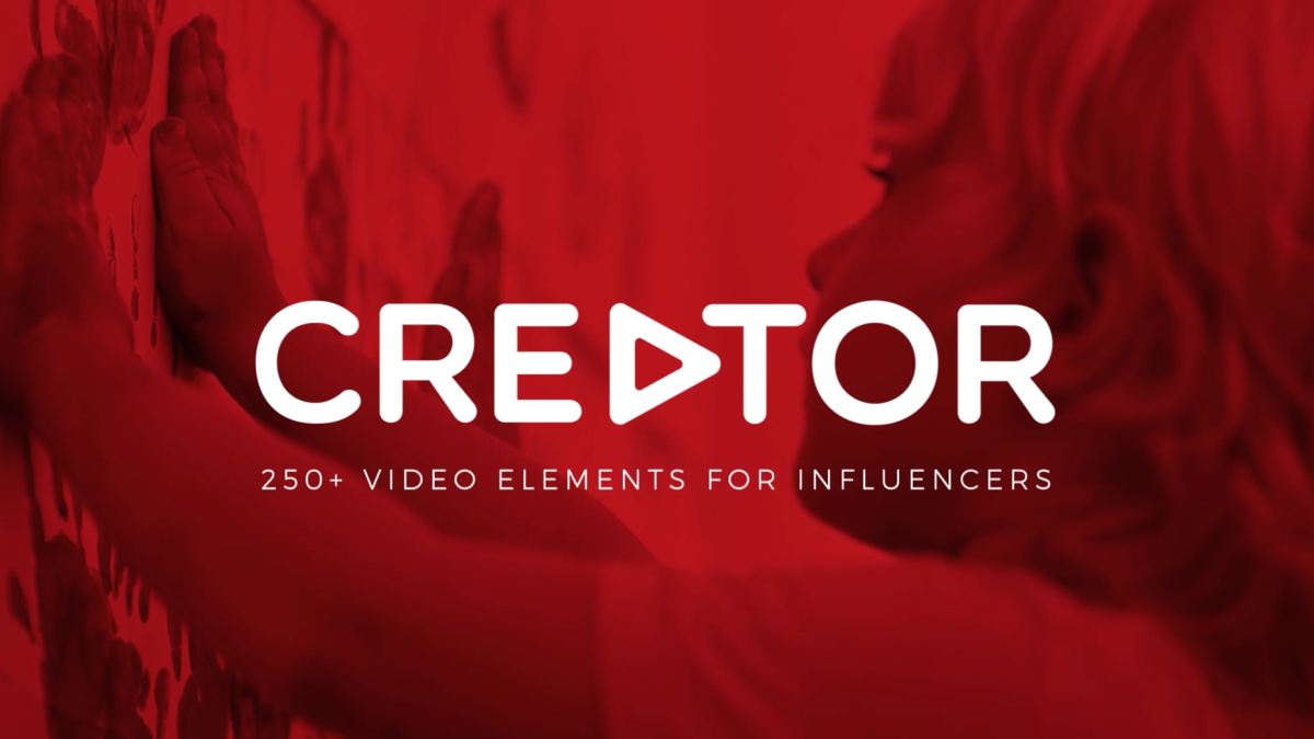 RocketStock - Creator: 250+ Elements for Influencers and Vloggers - Footage