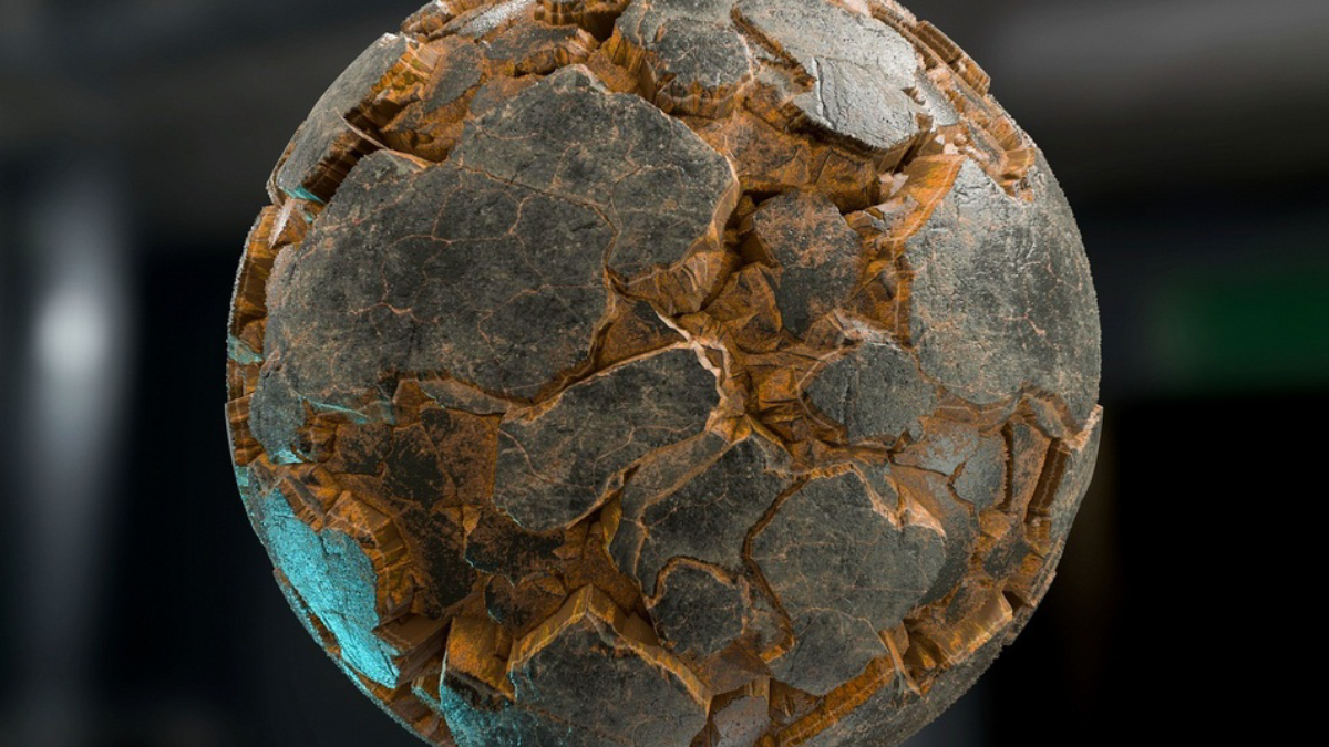 Dirt Pack - 2K Tilable Texture + PBR Rock Texture - Textures 3D Download For Free