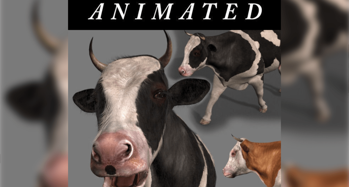 Top Cow - Model 3D Download For Free