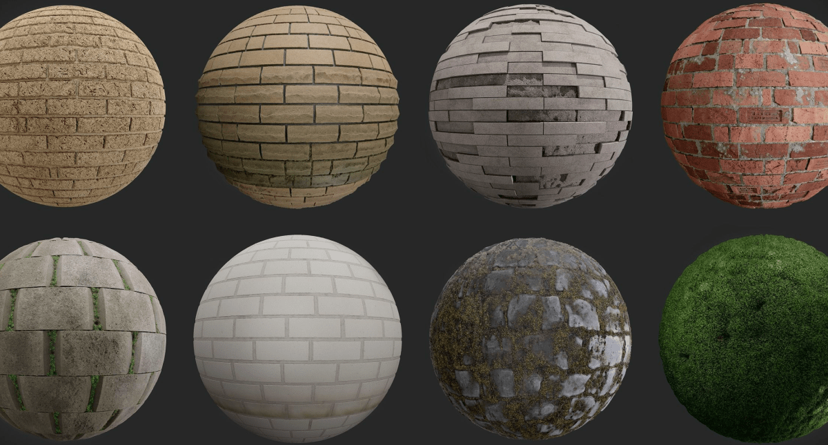Wall Pack Vol 1 - Texture Download For Free