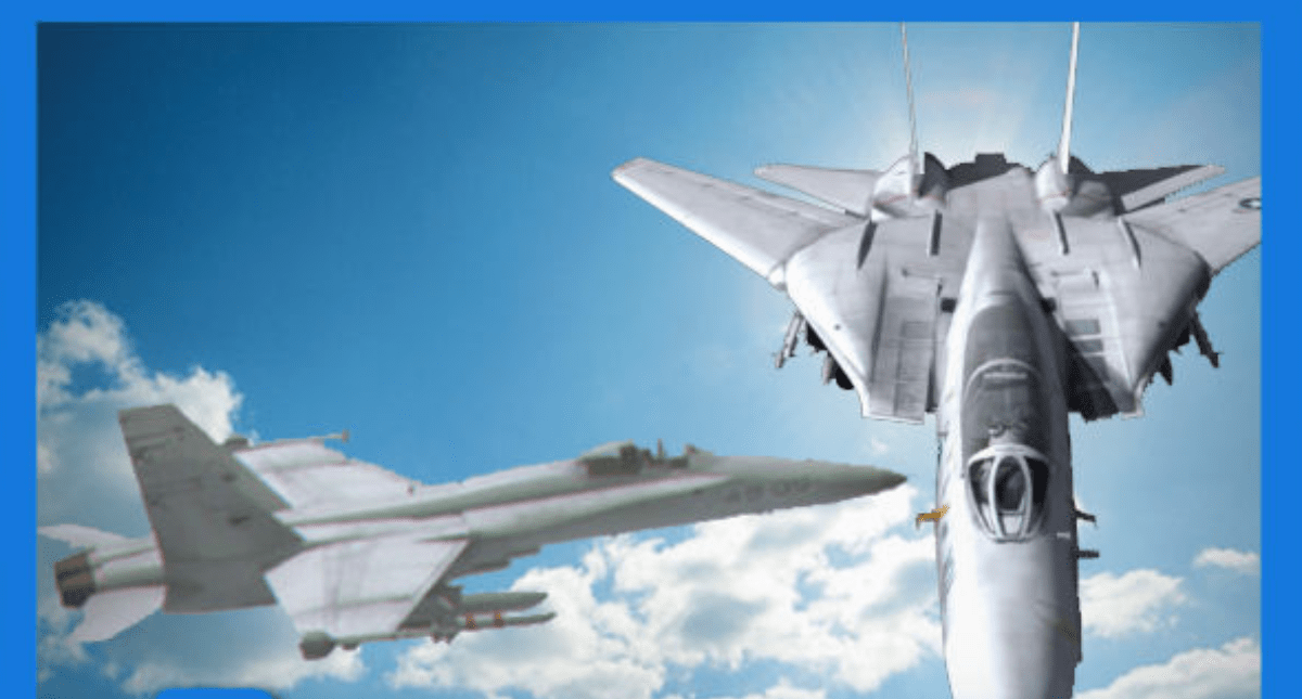 Pack - Combat Aircrafts - Model 3D Download For Free