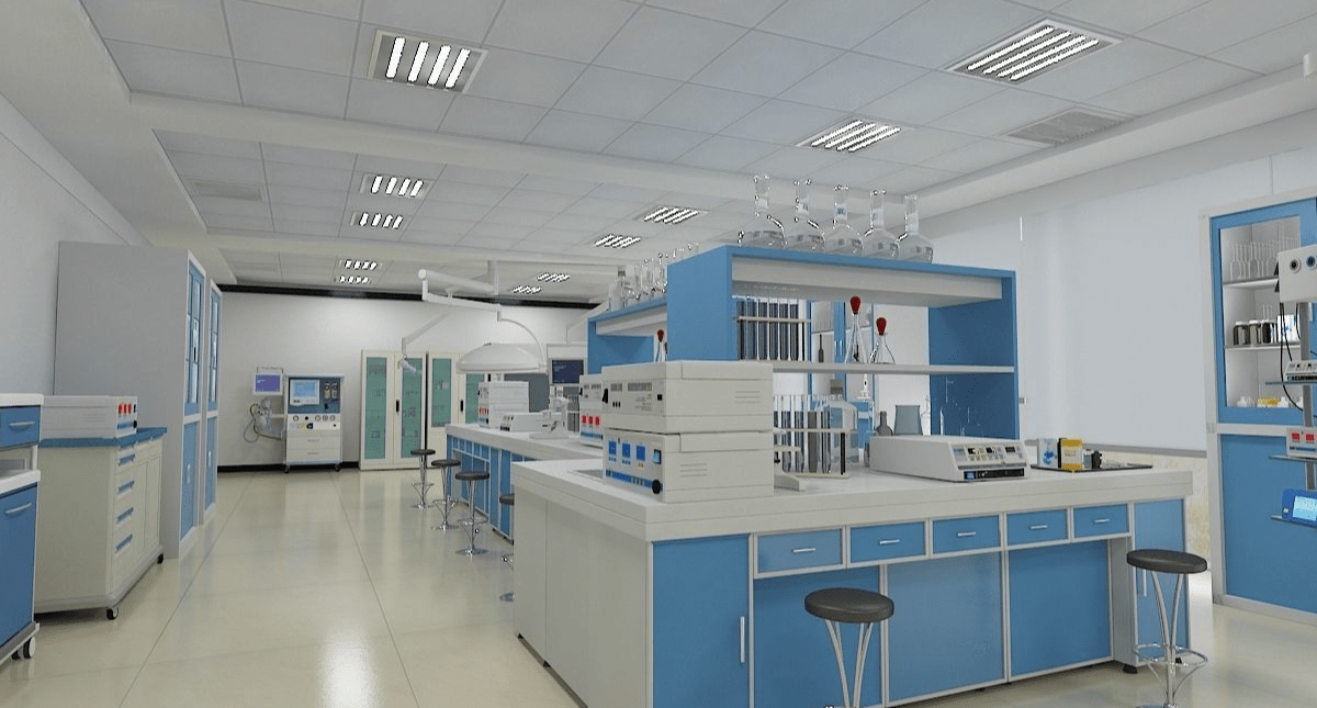 Laboratory 3D model - Model 3D Download For Free