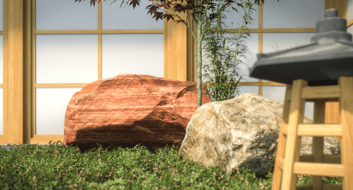 Real Boulders - Model 3D Download For Free