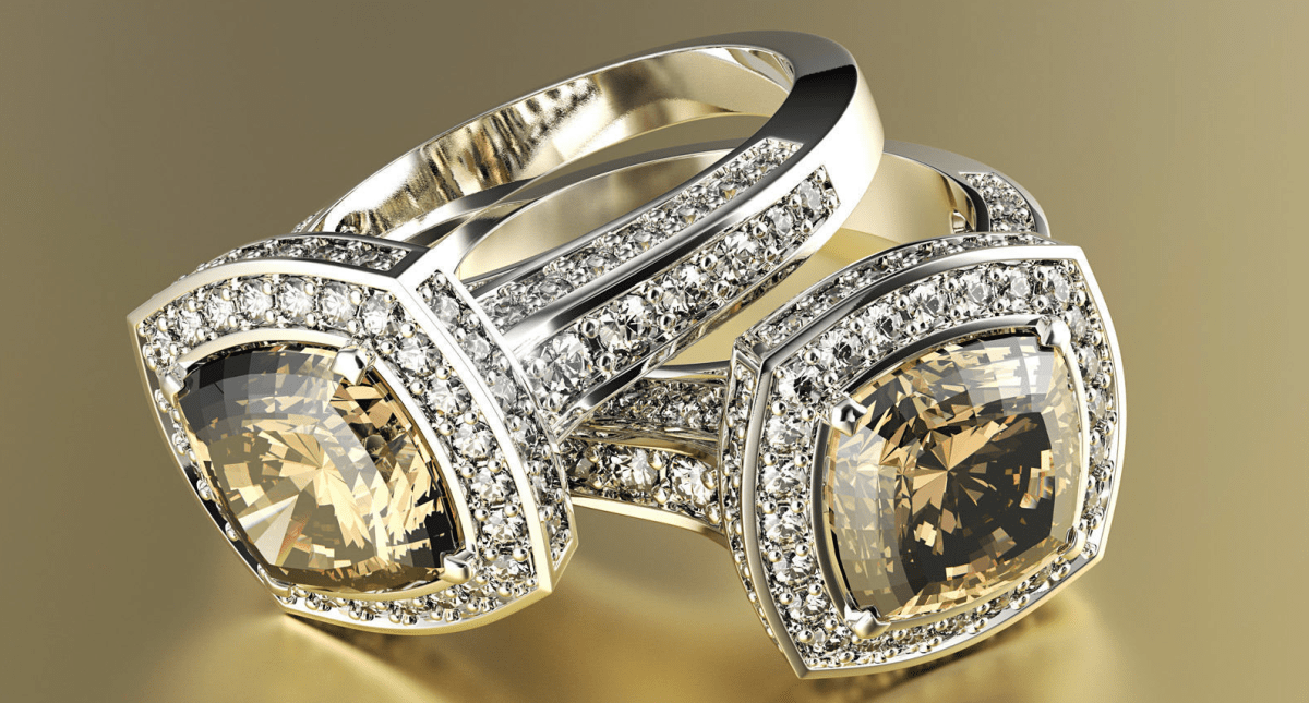 Engagement Ring 3D - Model 3D Download For Free