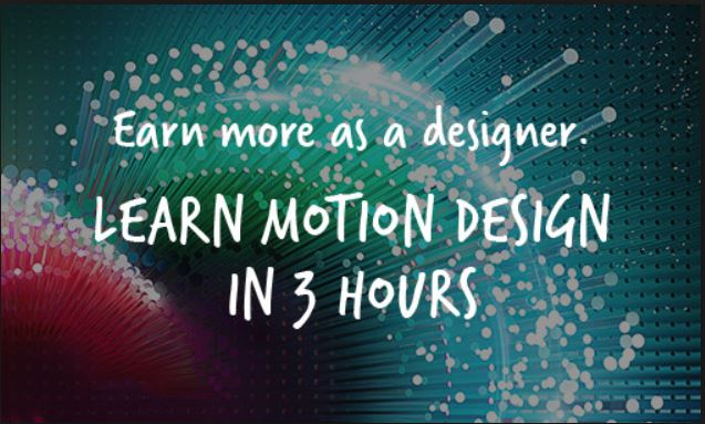 Earn More as a Designer - Learn Motion Graphics in 3 hours - After Effect Tutorials