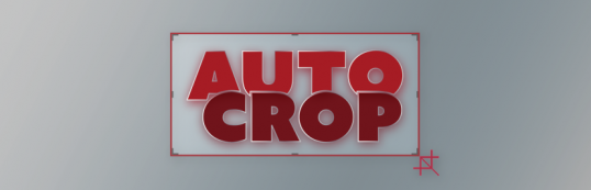 Auto Crop 3 - Script, Plugin For After Effect For Mac